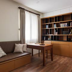 Study/office by 舍子美學設計有限公司