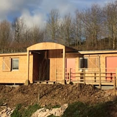 Bridgewater Somerset Part 2:  Prefabricated home by Building With Frames