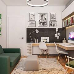 Ruang Kerja oleh Beta İç Mimarlık, Modern