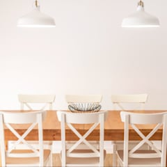 Dining room by MOYO Concept
