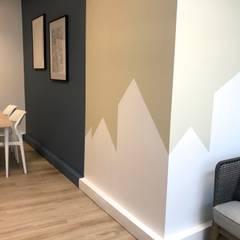Gezondheidscentra door MIINT - design d'espace & décoration
