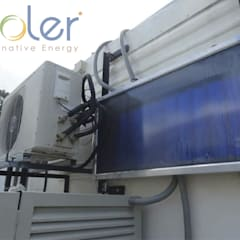 منزل سلبي تنفيذ SOLER Alternative Energy