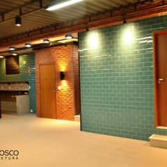 Terraço Maracanã - Reforma: Terraços  por Dal Bosco Arquitetura