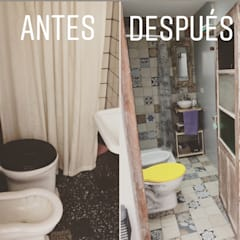 Delgado+Pittalugaが手掛けた浴室