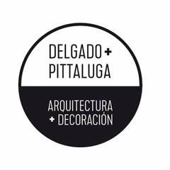Diseño de interior comercial: Oficinas y Tiendas de estilo  por Delgado+Pittaluga,