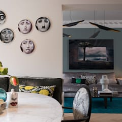 Built-in kitchens by Arzu Kartal Interior Studio & Concepts