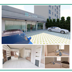 Clover dental care Palembang: Klinik oleh GRAPHICA INDONESIA,