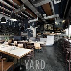 مطاعم تنفيذ studio yard