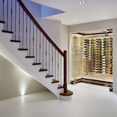 Wine Rooms & Wine Walls :  Wine cellar by Spiral Cellars