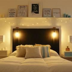 Bedroom by Vanesa Dufourc - Diseño de Interiores