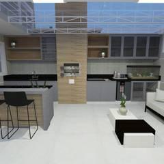 Residência: Varandas  por INOVAT Arquitetura e interiores