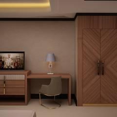VOLKAN TURHAN INTERIORS ARCHITECT – MOZAMBIQUE HOTEL PROJECT:  tarz Yatak Odası