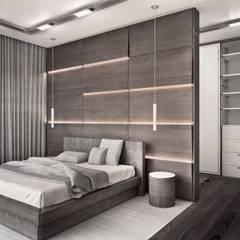 Частный Дом: Медиа комнаты в . Автор – FIMA design