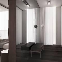 Частный Дом: Гардеробные в . Автор – FIMA design