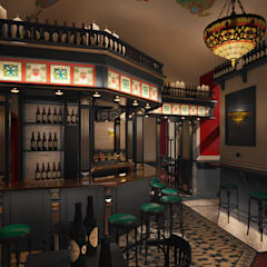 Bars & clubs by FIMA design