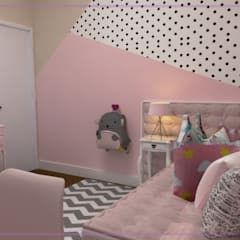 Nursery/kid's room by MD&D Arquitetura e Interiores