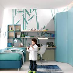 غرفة نوم أولاد تنفيذ SAK Recamaras Infantiles