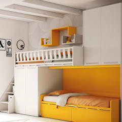 Teen bedroom by SAK Recamaras Infantiles, Modern