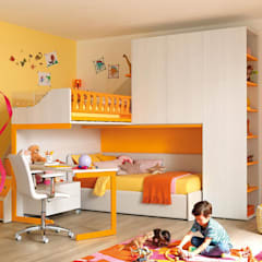 Boys Bedroom by SAK Recamaras Infantiles