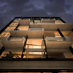 Balcony by R2arquitectos