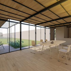 Event venues by R2arquitectos,