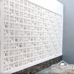 Roster Beton Minimalis - Omah Genteng - HP/WA: 08122833040:  Klinik by Omah Genteng