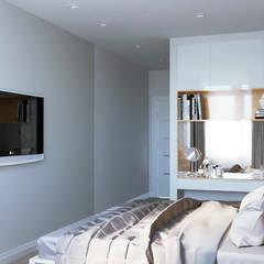Квартира: Спальни в . Автор – Mstudio