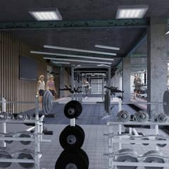 Gym by Mstudio