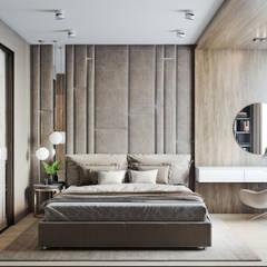 غرفة نوم تنفيذ Mstudio