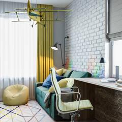 Habitaciones infantiles de estilo  por Mstudio
