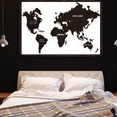 Kleine slaapkamer door NK studio