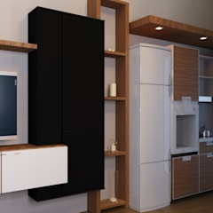 Small kitchens by NK studio