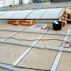 Flat roof by Dachdeckermeisterbetrieb Dirk Lange