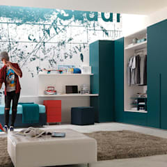 Teen bedroom by SAK Recamaras Infantiles