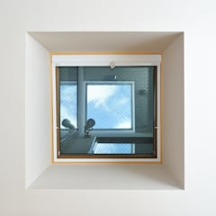 Skylights by 大野三太建築設計事務所一級建築士事務所