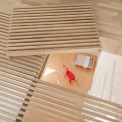 あざみ野の住宅: 大野三太建築設計事務所一級建築士事務所が手掛けた子供部屋です。,