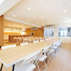 Commercial Spaces by 大野三太建築設計事務所一級建築士事務所