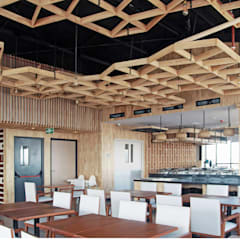 Neo Aston Pontianak: Hotels oleh PHL Architects, Modern