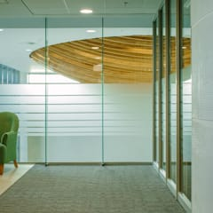Baywest New Office Development:  Office buildings by Activate Space, Modern