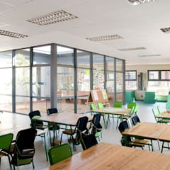 Lebone II College of the Royal Bafokeng:  Schools by Activate Space, Modern