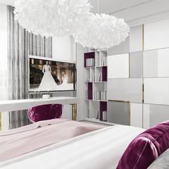 inspiracja w projektowaniu pokoi młodzieżowych: styl , w kategorii Pokój młodzieżowy zaprojektowany przez ARTDESIGN architektura wnętrz