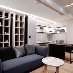 اتاق کار و درس by 瑞嗎空間設計