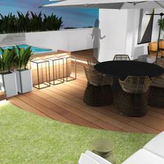 Terrace by Form Arquitetura e Design,