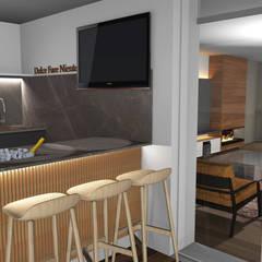 Casa em Gaia por Form Arquitetura e Design Moderno