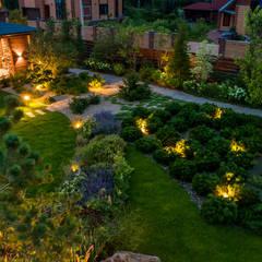 Zen garden by DEREVO PARK