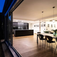 MIX: Salones de estilo  de Antonio Parrondo Interiorismo