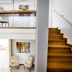 Casa en Las Golondrinas Barrio Privado de Estudio Machelett Moderno