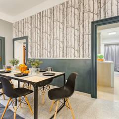 Phòng ăn by Creattiva Home ReDesigner  - Consulente d'immagine immobiliare