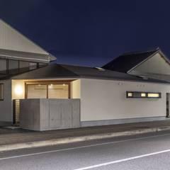 千年町の家: WORKS  WISEが手掛けた狭小住宅です。