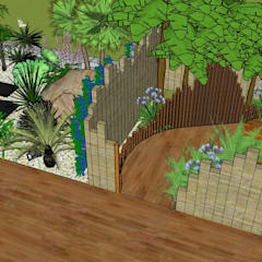 Rock Garden by Conseils en aménagement paysagés Intérieurs/Extérieurs